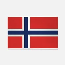 Norway Rectangle Magnet