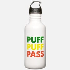 PUFF PUFF PASS Water Bottle