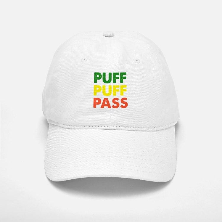 PUFF PUFF PASS Baseball Baseball Cap