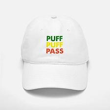 PUFF PUFF PASS Cap