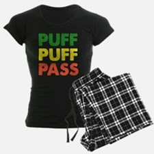 PUFF PUFF PASS pajamas