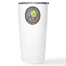 No Ctrl Z Key Travel Mug