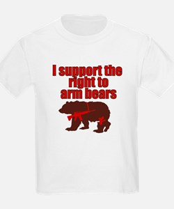 Right to arm bears T-Shirt