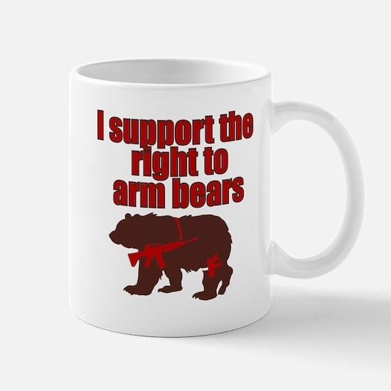 Right to arm bears Mug