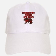 Right to arm bears Baseball Baseball Cap