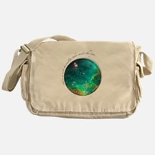 """""""There Is More"""" Messenger Bag"""