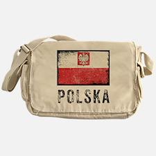 Grunge Polska Messenger Bag