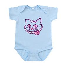 Mad Love Cheshire Infant Bodysuit