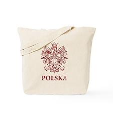 Vintage Polska Tote Bag