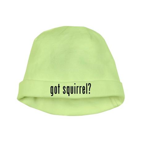 GOT SQUIRREL baby hat