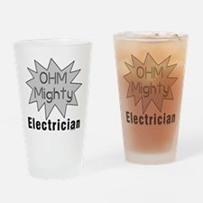 Ohm MIghty Drinking Glass
