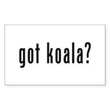 GOT KOALA Decal