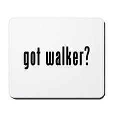 GOT WALKER Mousepad