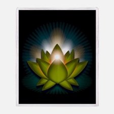 "Green ""Heart"" Chakra Lotus Stadium Blan"
