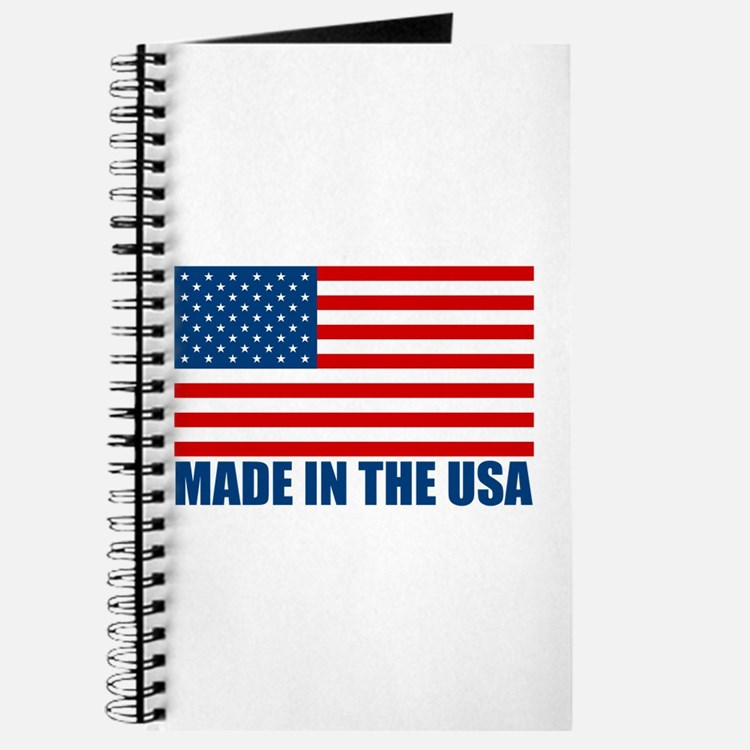 Made in the USA Journal
