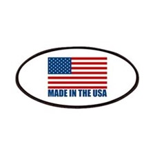 Made in the USA Patches