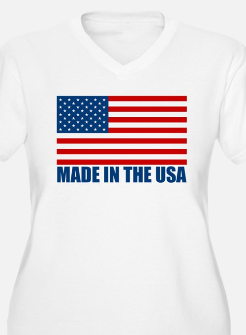 Made In America Women 39 S Plus Size Clothing Plus Size Shirts