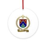 TARDIFF Family Crest Ornament (Round)