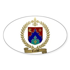 TARDIFF Family Crest Decal