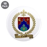 """TARDIFF Family Crest 3.5"""" Button (10 pack)"""