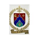 TARDIFF Family Crest Rectangle Magnet (10 pack)