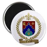 """TARDIFF Family Crest 2.25"""" Magnet (100 pack)"""