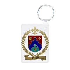 TARDIFF Family Crest Keychains