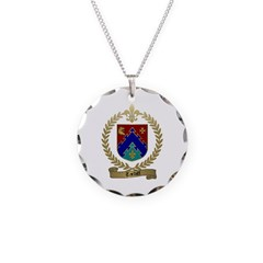TARDIFF Family Crest Necklace