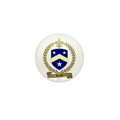 BUJOLD Family Crest Mini Button