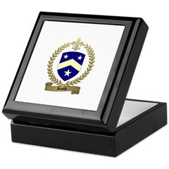 BUJOLD Family Crest Keepsake Box
