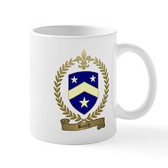 BUJOLD Family Crest Mug