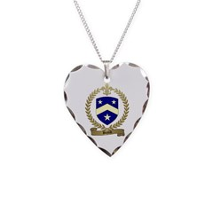 BUJOLD Family Crest Necklace