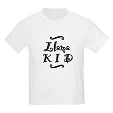 Llama KID T-Shirt