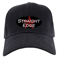 Straight Edge Baseball Hat