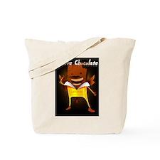 Cute I love mustache Tote Bag