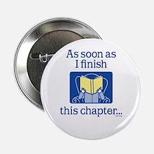 "Book Club 2.25"" Button (100 pack)"