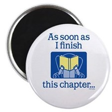 Book Club Magnet