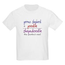 Shepadoodle PERFECT MIX T-Shirt