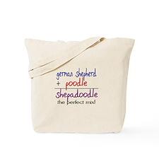 Shepadoodle PERFECT MIX Tote Bag