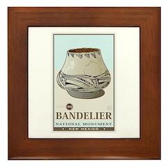 Bandelier 3 Framed Tile