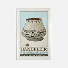 Bandelier 3 Rectangle Magnet