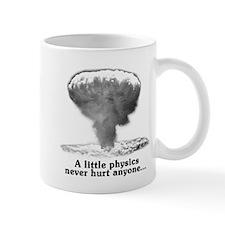 Little Physics Never Hurt Mug