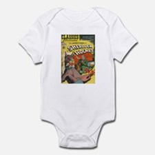 The Adventures of Sherlock Holmes Infant Bodysuit