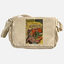 The Adventures of Sherlock Holmes Messenger Bag