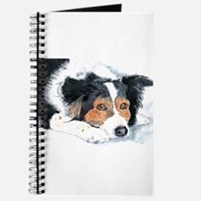 Border Collie Mattie Journal