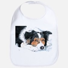 Border Collie Mattie Bib