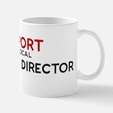 Support:  EXECUTIVE DIRECTOR Mug