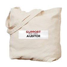 Support:  AUDITOR Tote Bag