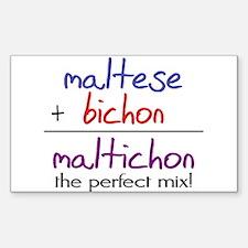 Maltichon PERFECT MIX Decal