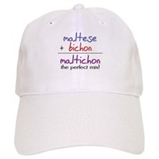 Maltichon PERFECT MIX Baseball Cap